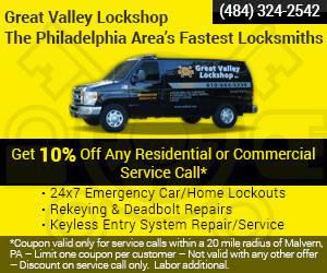 Save 10% on Locksmith Services