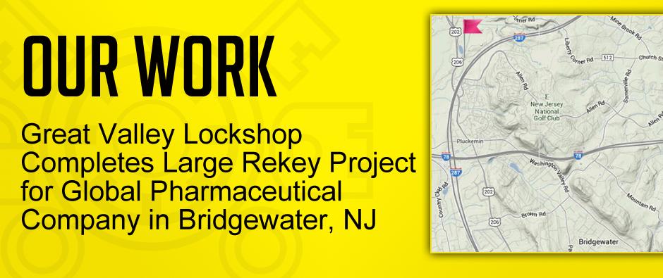 Commercial Locksmith Rekey