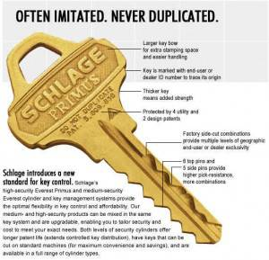 Do You Know Where Your Master Key Is Business Security