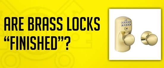 Schlage Door Locks