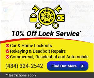 Save 10% on Locksmith Services