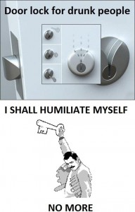 funny door locks