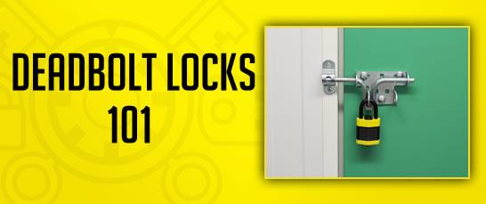 Deadbolt Locksmith