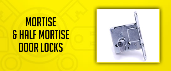Mortise & Half Mortise Locks