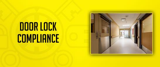 Door Lock Compliance