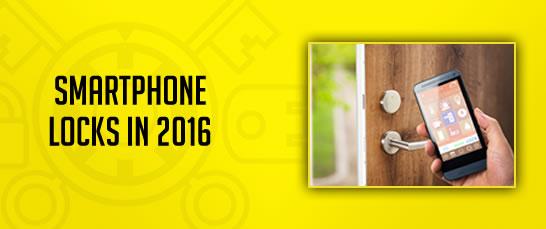 Smartphone Locks in 2016