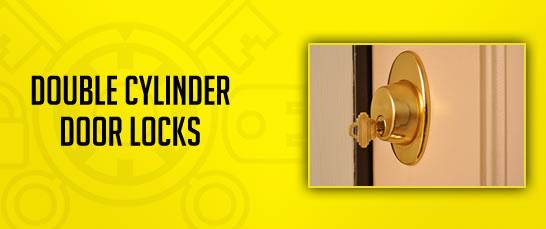 Double Cylinder Door Locks