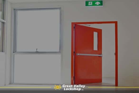Commercial Fire Doors : Fire doors in commercial buildings what you should know