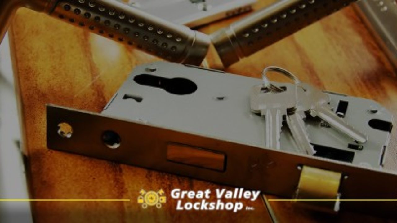 Understanding Door Lock Parts & Hardware | Great Valley Lockshop