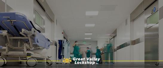 hospital lock system