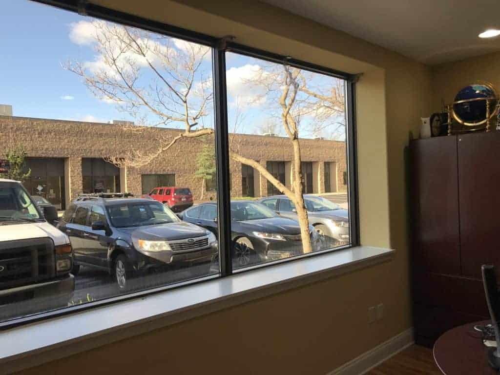 Interior Window Tint