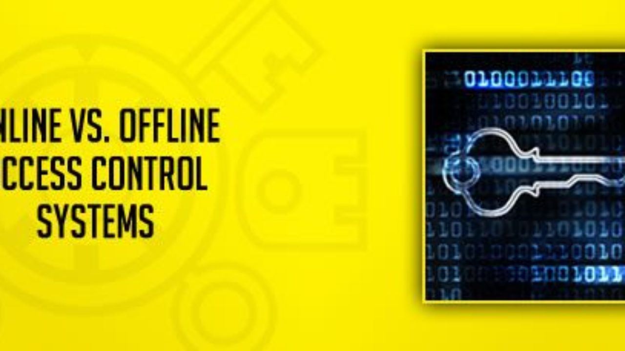 Online vs  Offline Access Control Systems | Great Valley