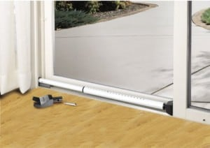 Sliding Glass Safety Bar