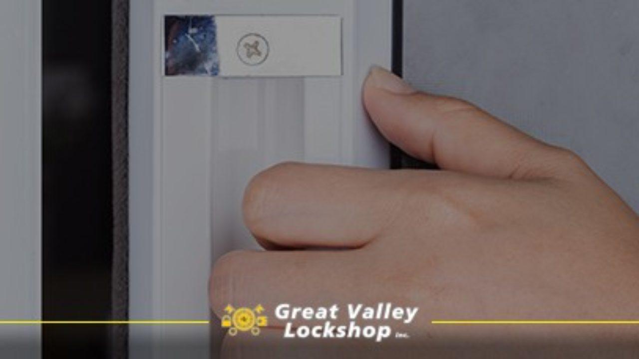 Types Of Locks For Securing Sliding Glass Doors Great Valley Lockshop