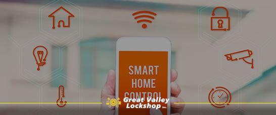 Smart Home Control Tech