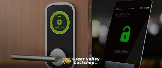 Smartphone Locks Commercial