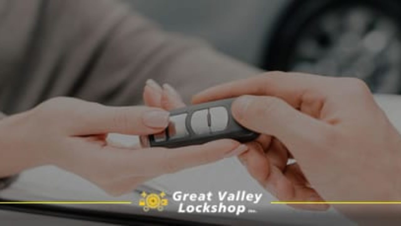 What is a Transponder Key and How Can I Get a Copy?   GV